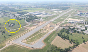 BKG after the Hagerstown Runway Extension