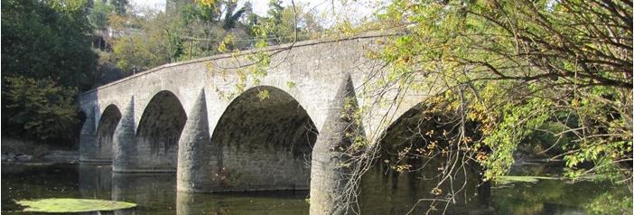 Wilson's Bridge, 1819